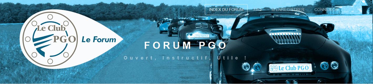 Forum PGO